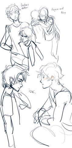 Nico Di Angelo and Will Solace <<< I ship them so hard, it's painful to see otherwise at the moment