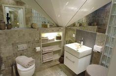 Luxury ensuite shower room