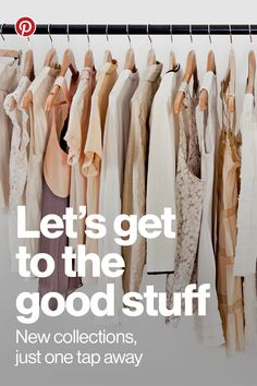 """Every week in the Pinterest Shop, our editors comb through thousands of brands and millions of buyable Pins to bring you the best of the best. When you see something you love, tap """"Buy it"""" and it's yours in 60 seconds or less, without ever leaving the app. Happy shopping!"""