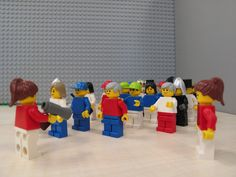 What´s your team identity? Use Lego Serious Play to discover it