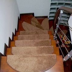 10 Best Carpet Stair Pads Images Stair Pads Carpet Carpet Stairs   Best Carpet Padding For Stairs   Wooden Stairs   Non Slip   Rebond   Stair Tread   Rug