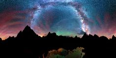 Magical Nighttime Long Exposures and Composites by Matt Payne - My Modern Met