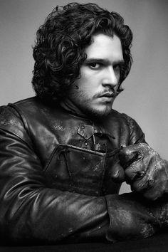 Kit Harington (Jon Snow).