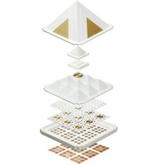 The ultimate vastu correction pyramid. Used for property activation, building activation and in any serious projects that require bio-energy activation. It is called Pro-max pyramid.
