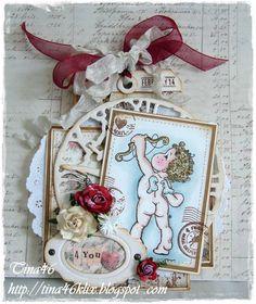 Tina`s Kreativblog: MAG Bonny Tilda -Tag /Valentine