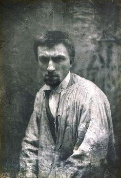 Огюст Роден в рабочей одежде, 1862 год.jpg