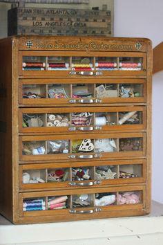 Gutermann treath drawers chest