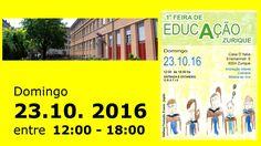 1 FEIRA DE EDUCAÇÃO ZURIQUE vers 2 Thing 1, Zurich, Fair Grounds, Music