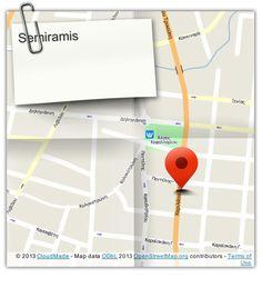 48, Charilaou Trikoupi Str., 14562 Kefalari, Kifissia, Greece / Χαριλάου Τρικούπη 48, Κηφισιά 145 62, Ελλάδα / T: +30 210 6284400 / info@semiramisathens.com
