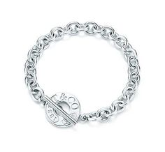 Tiffany and Co Outlet 1837 toggle bracelet
