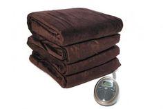 Therapedic Royal Mink heated blanket, $100