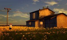 Hopperlike Farm - por Connie Arida