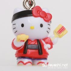 itoyoshi's Gotochi Kitty collection NO.1649 Shikoku Area Kochi prefecture limited Yosakoi Matsuri Hello Kitty