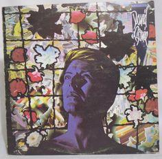 David Bowie Tonight New Wave Record Hecho en Venezuela