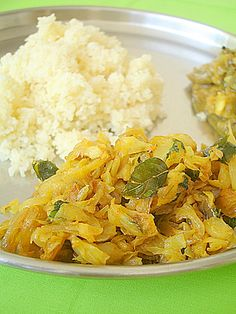 Indian Cabbage Recipe