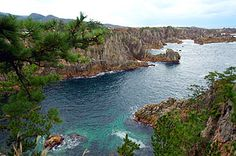 Sado Island is located in the Sea of Japan.