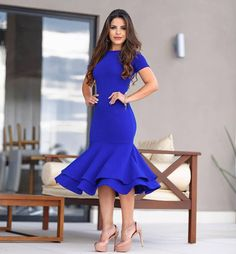 Plus size outfits Elegant Dresses, Cute Dresses, Beautiful Dresses, Casual Dresses, Short Dresses, Summer Dresses, Dresses Dresses, Modest Fashion, Fashion Dresses