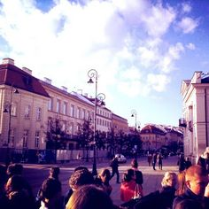 #‎city‬ ‪#‎warsaw‬ ‪#‎poland‬ ‪#‎people‬ ‪#‎architecture‬ ‪#‎walk‬