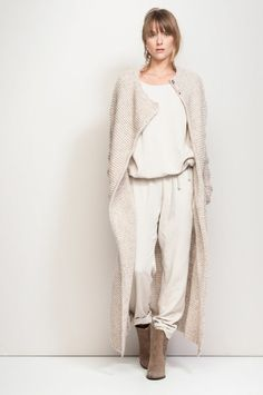Long cardigan all purposes Mode Style, Style Me, Mode Outfits, Casual Outfits, Fashion Outfits, Look Fashion, Womens Fashion, Fashion Trends, Net Fashion
