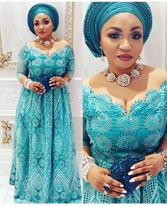 Latest Asoebi Lace For The Weekend Diyanu Fashion - Aso Ebi Styles Latest African Fashion Dresses, African Dresses For Women, African Print Dresses, African Print Fashion, Nigerian Lace Dress, Nigerian Lace Styles, African Lace Styles, African Wedding Attire, African Attire