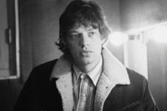 Mick Jagger from The Rolling Stones' 50th Anniversary: Classic, Vintage Photos.