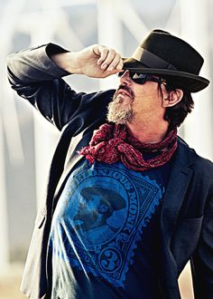 Tommy Flanagan wearing my 100% Organic Cotton #theloniousmonk #teeshirt P.S Scan the tag and own the Album!