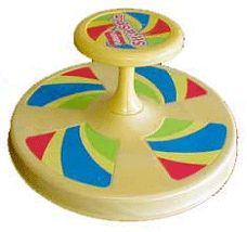 sit and spin!