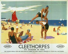 Cleethorpes - LNER.