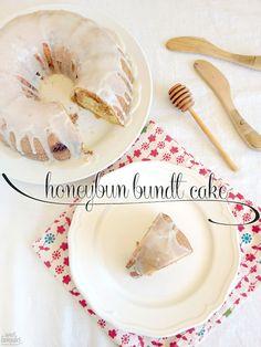 Honeybun bundt cake