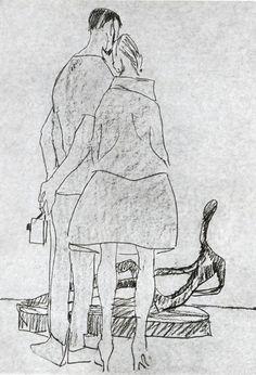 Пятёркой пахнет. В театре. Сушат волосы. Скрипачка. Командировочные. Уборка эскалатора. В музее. В музее нового искусства. В окрестностях Копенгагена. Молочница. В…