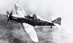 Boulton Paul Defiant was a British interceptor aircraft that served with the Royal Air Force (RAF) during World War II Air Force Aircraft, Ww2 Aircraft, Fighter Aircraft, Aircraft Carrier, Military Aircraft, Fighter Jets, Ww2 Pictures, Destinations, Flying Boat