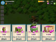Boom Beach by Supercell - Shop IAP