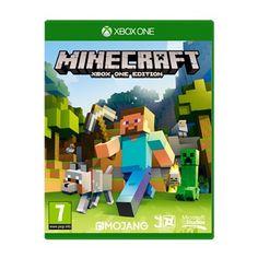 Xbox One Minecraft  Minecraft voor de Xbox One maakt het mogelijk om met 8 vrienden de wereld van Minecraft te verkennen. Bouw een huis onderhoud je land bouw huizen onderwater en nog veel meer! Heb jij het in je om in Minecraft te overleven?  EUR 20.99  Meer informatie