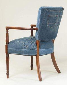 cec20cb83f3 Джинсовая мебель и покрывала часть 3 (трафик)   Мебель   ВТОРАЯ УЛИЦА Old  Jeans