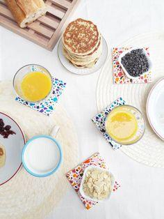 DIY & Dessous de verre «terrazzo» – Loïcia Itréma Terrazzo, Make Your Own Costume, Diy Cadeau, Diy Coasters, Craft Projects, Craft Ideas, Fun Crafts, Polymer Clay, Matisse