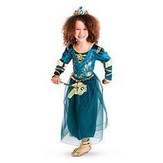 Disney Merida Costume Collection for Kids | Disney Store