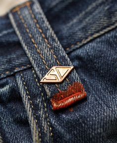 Superdry Copper Label Loose Jeans