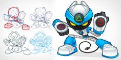 Showcase: 40 Fantastic Mascot Logos | Fuel Your Creativity