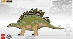 Lego Jurassic Park, Jurassic Park World, Lego Dinosaur, Amazing Lego Creations, Jurassic World Fallen Kingdom, The Lost World, Falling Kingdoms, Prehistoric, Legos