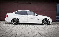 ST suspension suspension program for the 3 series BMW