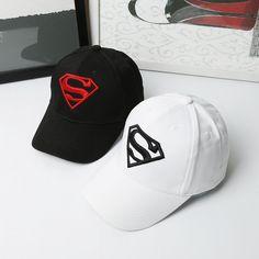 2017 Baby Boys Girls Cartoon Superman Baseball Cap Snapback Hat Casquette Kids Casual Sun Hat Hip-hop Cap For Children