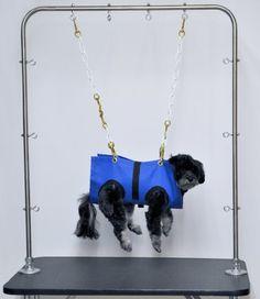 Pet Vest Support System Large Support Sling *** Details can be found by clicking on the image. Dog Grooming Shop, Dog Grooming Business, Grooming Salon, Dog Sling, Pet Hotel, Dog Nails, Shih Tzu, Dog Safety, Outdoor Dog