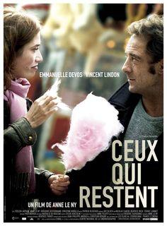 """222. """"Ceux qui restent"""" d'Anne Le Ny avec vincent Lindon et Emmanuelle Devos. 2007"""