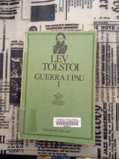 GUERRA I PAU/ Lev N. Tolstoj                                                                            http://open.spotify.com/user/11102332172/playlist 0F46T2rfgaDoPXGV4iwp0W     Música     http://open.spotify.com/track/5ckQrXSWiVh6nKO8Y8JmsR