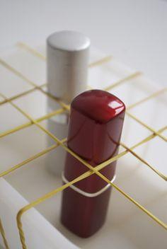Lippenstifte aufbewahren - Store and organize Lipsticks