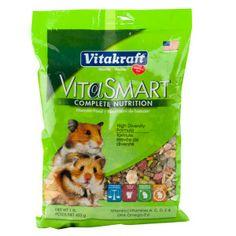 Vitakraft® VitaSmart Complete Nutrition Hamster Food | Food | PetSmart