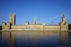 Houses of Parliment - London