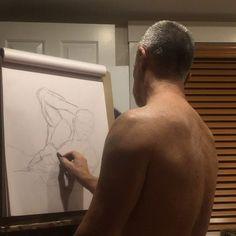 Anton Uhl (@artofanton) • Instagram photos and videos Male Figure, Love Drawings, Gay Art, Anton, Erotic Art, Figurative Art, Photo And Video, Videos, Photos