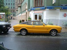 Ford Taunus TC Classic Car Insurance, Ford Capri, Ford Classic Cars, Old Fords, Car Ford, Granada, Motor Car, Cars And Motorcycles, Vintage Cars