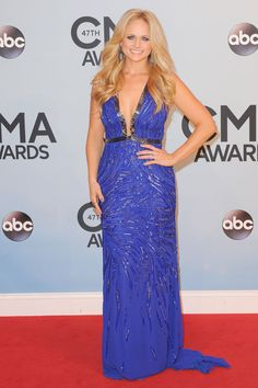 CMA's red carpet: Miranda Lambert